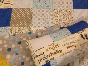baby blanket and pillow set